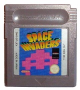 Space Invaders (Game Boy Original)