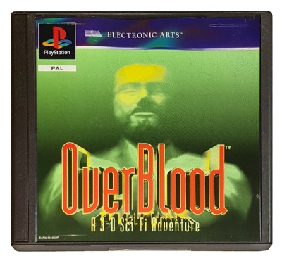 OverBlood - Playstation